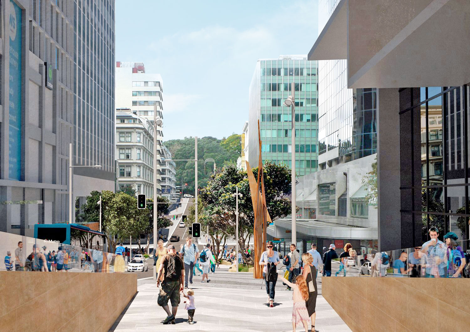 New Aotea Station designs and CRL project update | Heart of