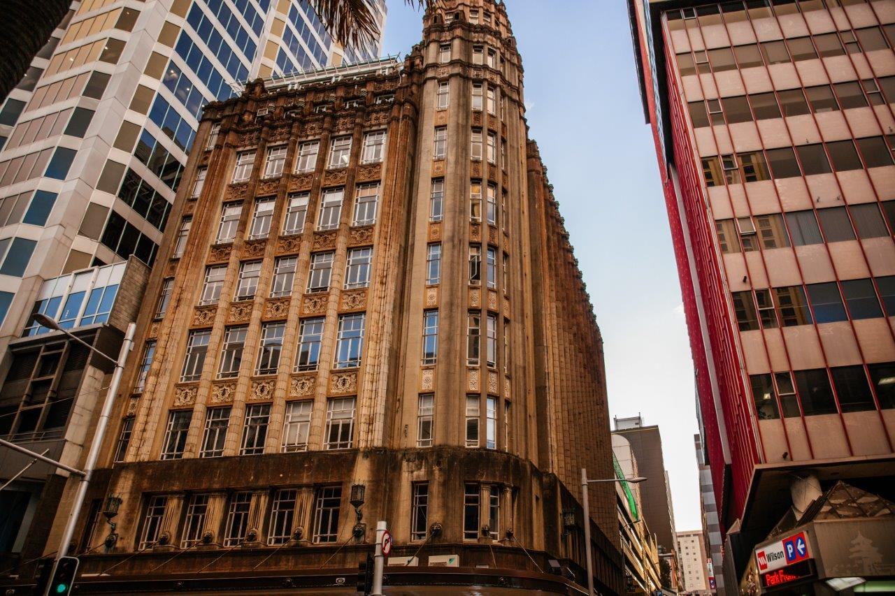 History and heritage | Heart of the City: Auckland's city centre