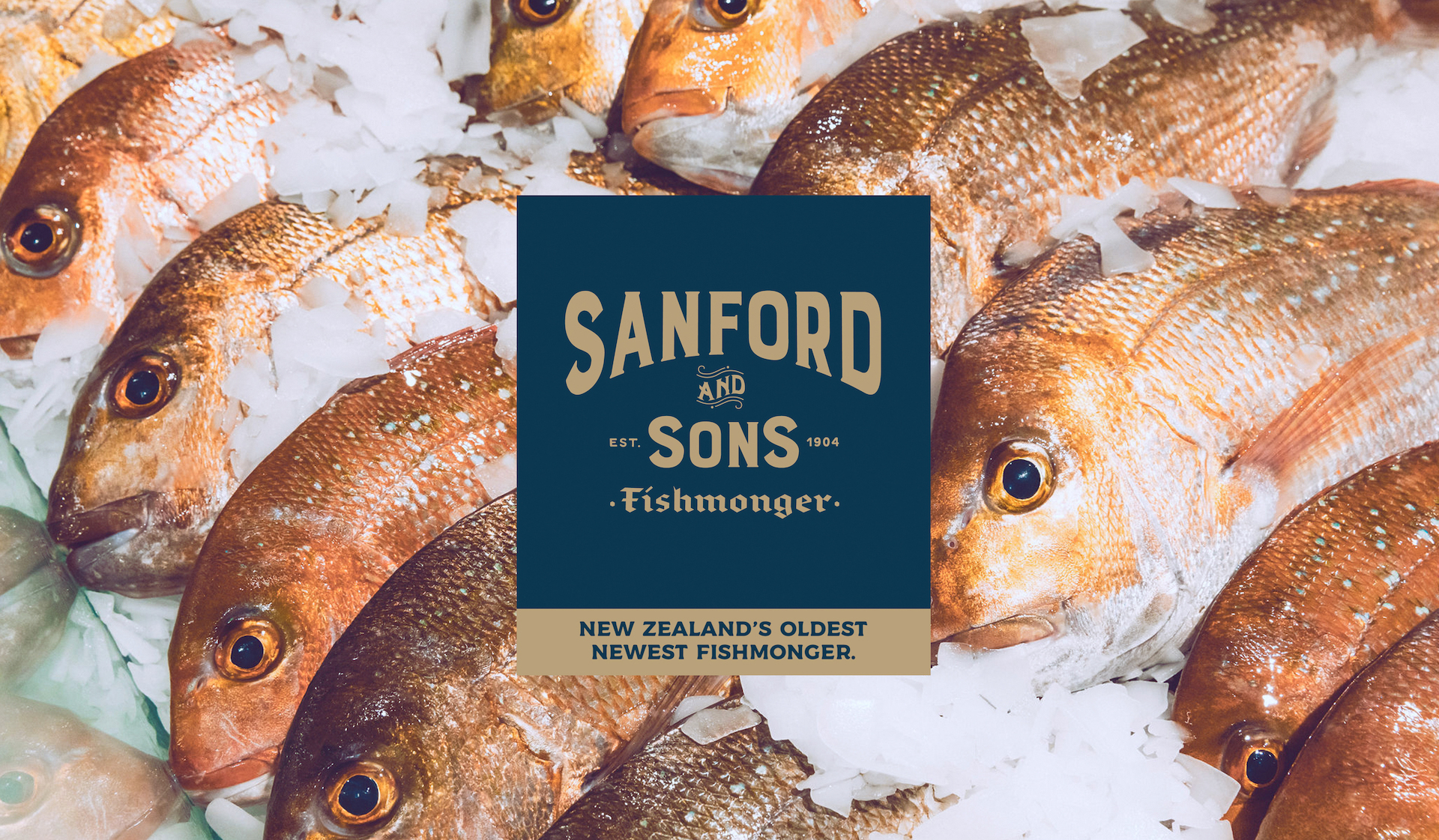 Sanford and Sons Fishmonger